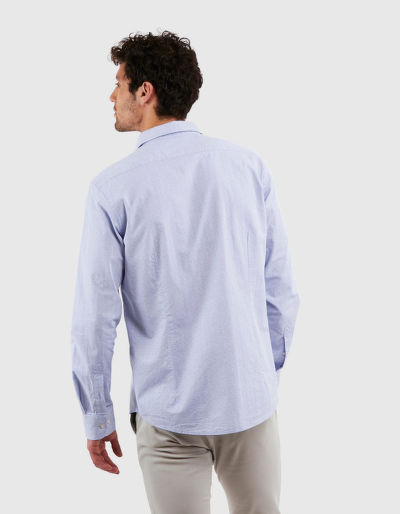 KOŠILE LA MARTINA MAN L/S SHIRT FANCY OXFORD