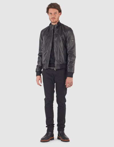 BUNDA LA MARTINA MAN LEATHER JACKET