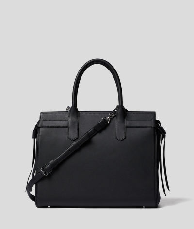 SHOPPER KARL LAGERFELD K/IKON LG TOP HANDLE