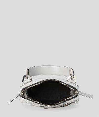 CROSSBODY KARL LAGERFELD K/SLASH SMALL TOP HANDLE