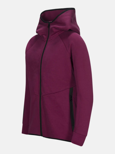 MIKINA PEAK PERFORMANCE JR TEC ZH SWEATSHIRT