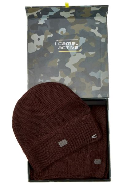 ŠÁL CAMEL ACTIVE SET-STRICK