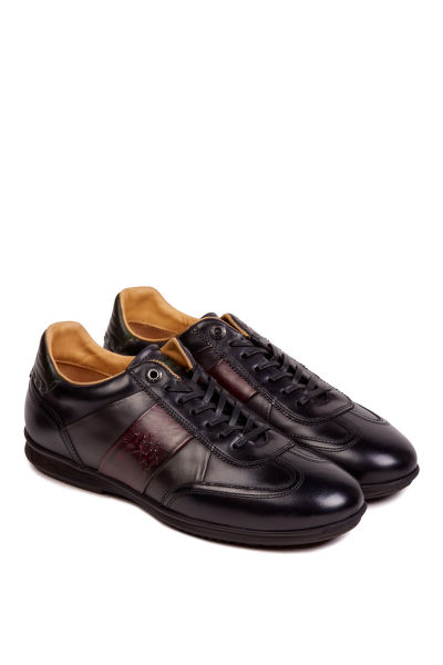 POLTOPÁNKY LA MARTINA MAN SHOES BUTTERO CALF LEATHER