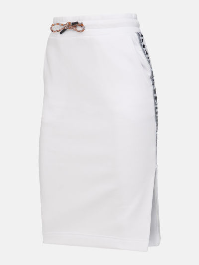 SUKN? PEAK PERFORMANCE W BOUNCE LOGO SKIRT