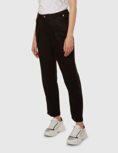 NOHAVICE LA MARTINA WOMAN TENCEL CHINO PANT