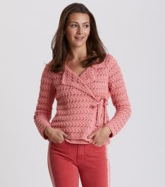 SVETER ODD MOLLY SYMMETRY MOVES CARDIGAN