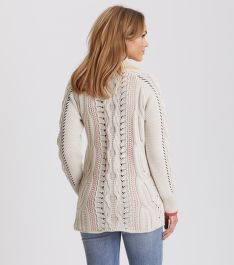 SVETER ODD MOLLY SWEET DISTORSION LONG CARDIGAN