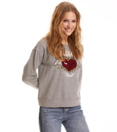 MIKINA ODD MOLLY FUN AND FAIR SWEATER