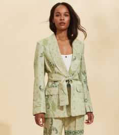SAKO ODD MOLLY ISABELLA SUIT JACKET
