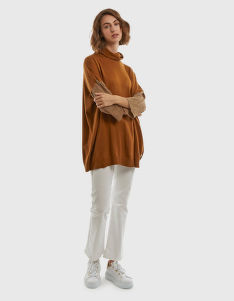 SVETER LA MARTINA WOMAN TNECK SWEATER VISCOSE SI