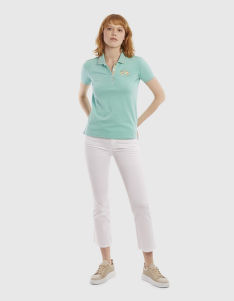 POLOKOŠEĽA LA MARTINA WOMAN S/S POLO PIQUET STRETCH