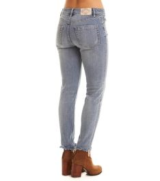 DŽÍNSY ODD MOLLY STRETCH IT CROPPED JEAN