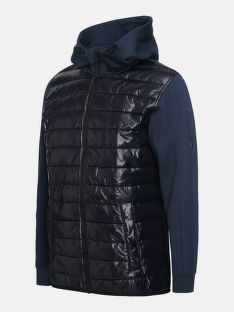 BUNDA PEAK PERFORMANCE M HYBRID ZIP HOOD
