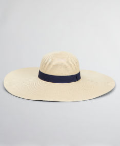 KLOBÚK BROOKS BROTHERS ML HAT STRW STRAW