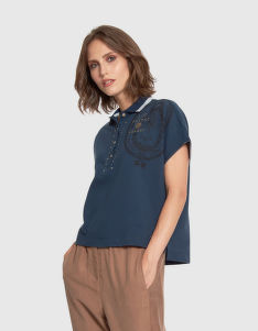 POLOKOŠEĽA LA MARTINA WOMAN POLO S/S PIQUET STRETCH