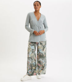 SVETER ODD MOLLY WRAP UP & GO LONG CARDIGAN
