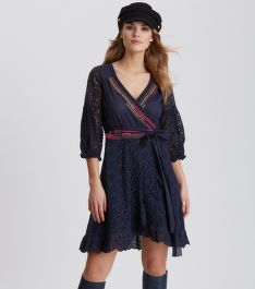 ŠATY ODD MOLLY TWO-STEP FLOW DRESS