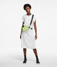 ŠATY KARL LAGERFELD CADY TENNIS DRESS