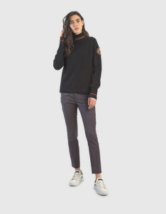 SVETER LA MARTINA WOMAN TRICOT TURTLENECK GG12