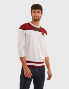 SVETER LA MARTINA MAN COTTON CREW NECK GG14