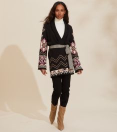 SVETER ODD MOLLY FLORENCE LONG CARDIGAN