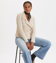 SVETER ODD MOLLY WRAP UP & GO CARDIGAN