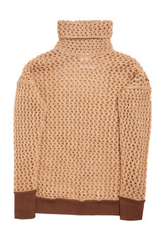 SVETER LA MARTINA WOMAN TRICOT TURTLENECK GG3
