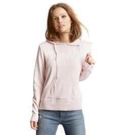 SVETER ODD MOLLY HEY BABY HOOD SWEATER