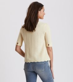 SVETER ODD MOLLY SOFT PURSUIT SWEATER