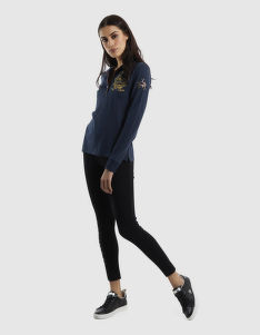 POLOKOŠEĽA LA MARTINA WOMAN POLO L/S PIQUET STRETCH