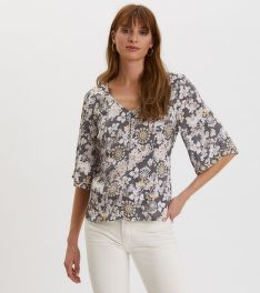 BLÚZKA ODD MOLLY PRETTY PRINTED BLOUSE