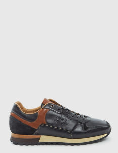TENISKY LA MARTINA MAN SHOES BUTTERO CALF LEATHER
