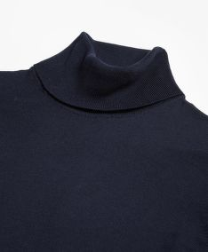 SVETER BROOKS BROTHERS SWT WL EASY CARE TNK NEW NAVY
