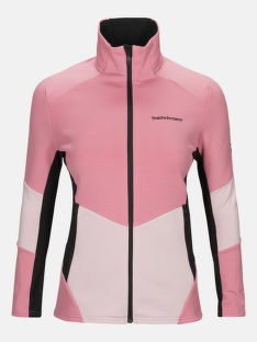 MIKINA PEAK PERFORMANCE W VERTICAL MID ZIP JACKET